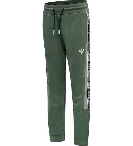 Hummel Future joggedress grønn