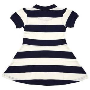 Bilde av ebbe, Sola pique kjole navy